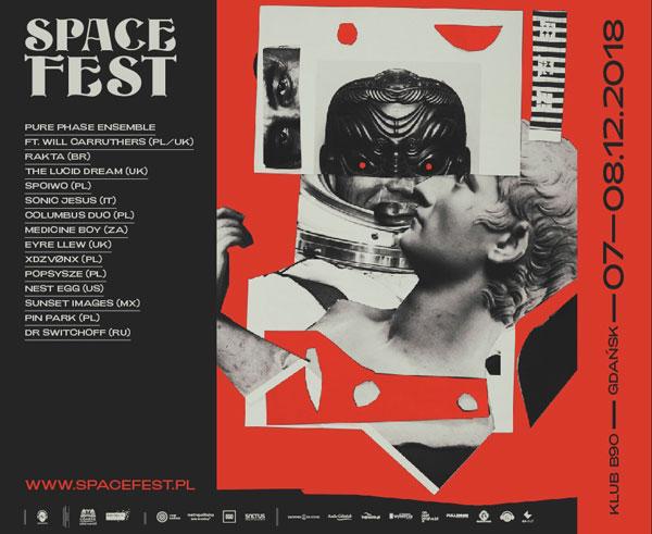 SpaceFest! 2018 – 7 December 2018 – Exhimusic