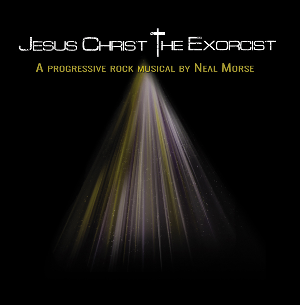 """09f044128 NEAL MORSE (From the ROCK OPERA """"Jesus Christ The Exorcist""""): """"Get ..."""